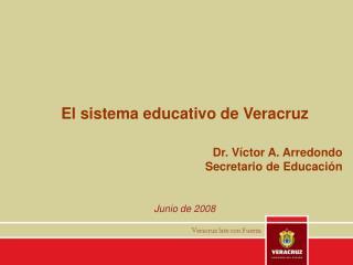 El sistema educativo de Veracruz