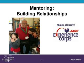 Mentoring:  Building Relationships