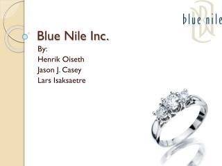Blue Nile Inc.