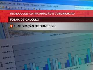 ELABORAÇÃO DE GRÁFICOS
