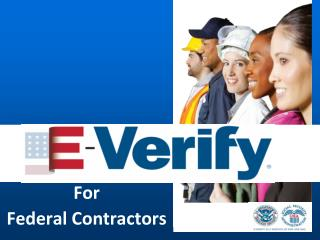 For Federal Contractors