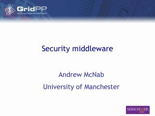 Security middleware