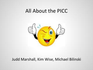 All About the PICC