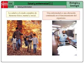 Salud y enfermedad (1)