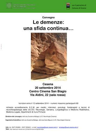 con il patrocinio di Comune di Cesena