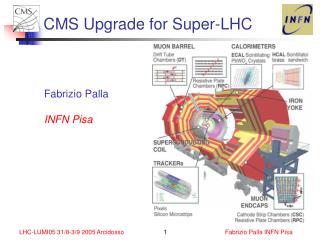 CMS Upgrade for Super-LHC