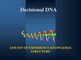 AND SET OF EXPERIENCE KNOWLEDGE STRUCTURE