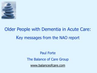 NAO dementia study aims
