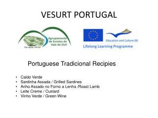 VESURT PORTUGAL