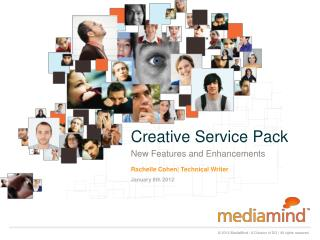 Creative Service Pack
