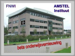 AMSTEL  Instituut