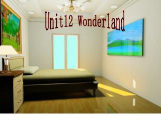 Unit12 Wonderland