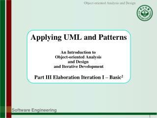 Chap 16  UML Class Diagrams
