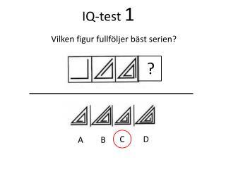 IQ-test  1