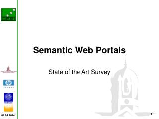 Semantic Web Portals