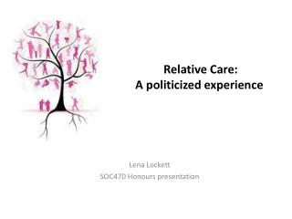 Relative Care:  A politicized experience