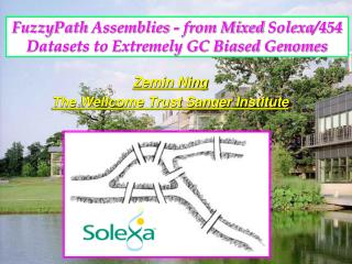 FuzzyPath  Assemblies - from Mixed  Solexa /454 Datasets to Extremely GC Biased Genomes