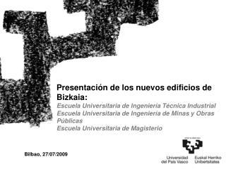 Bilbao, 27/07/2009