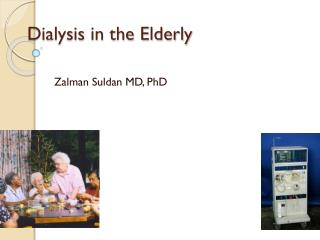 Dialysis in the Elderly