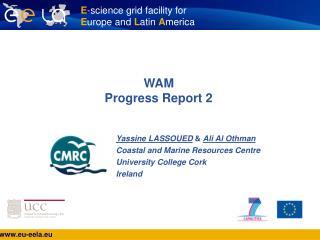 WAM Progress Report 2