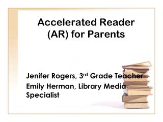 Accelerated Reader (AR) for Parents