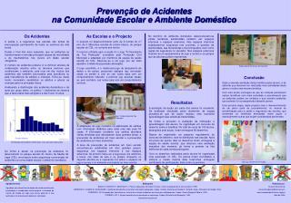 Prevenção de Acidentes na Comunidade Escolar e Ambiente Doméstico