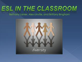 Bethany Lanier, Alex Linville, and Brittany Bingham