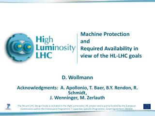 Machine  Protection  and  Required Availability  in view of the HL-LHC goals