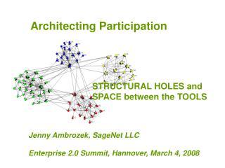 Architecting Participation