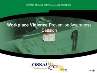 Ontario Service Safety Alliance