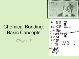 Chemical Bonding: Basic Concepts