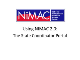 NIMAC 2.0 for AMPs