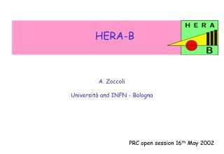 HERA-B