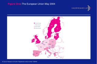 Figure One : The European Union May 2004