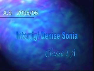 A.S   2005/06