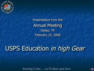 USPS Education