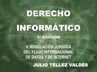 JULIO TÉLLEZ VALDÉS
