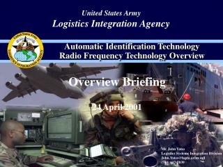 Automatic Identification Technology Radio Frequency Technology Overview