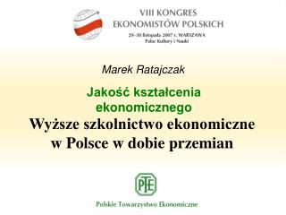Marek Ratajczak