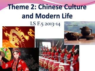 Theme 2: Chinese Culture and Modern Life