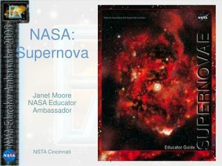 NASA: Supernova