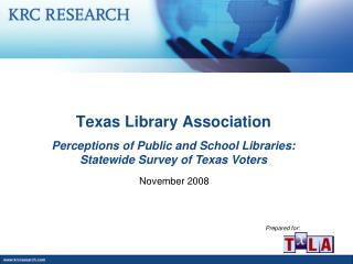 Texas Library Association
