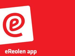 Nyhedsside i eReolens app til iPhone og iPad
