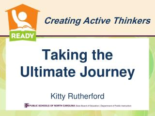 Creating Active Thinkers