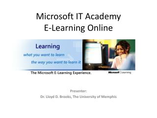 Microsoft IT Academy E-Learning Online