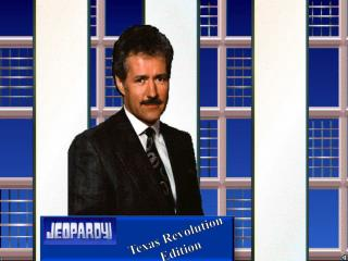 Texas Revolution  Edition