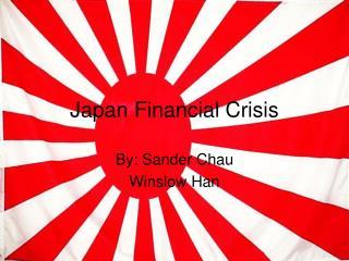 Japan Financial Crisis