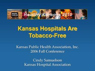 Kansas Hospitals Are Tobacco-Free