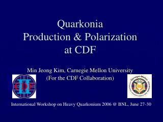 Quarkonia  Production & Polarization  at CDF