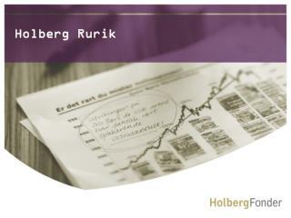 Holberg  Rurik
